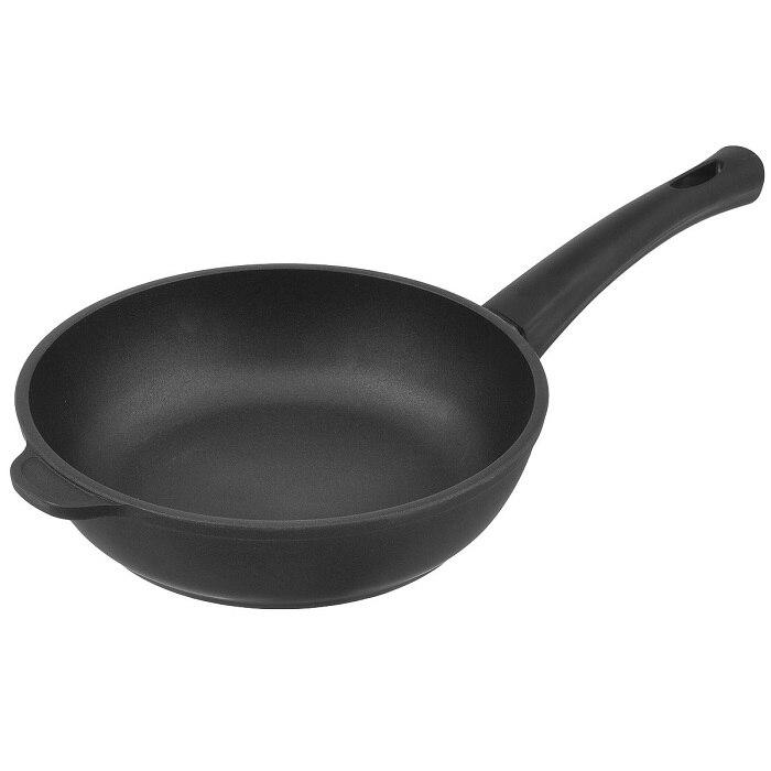 Сковорода Нева металл посуда, Литая, Комфортная, 22 см