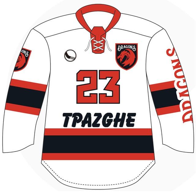 custom slim fit toddler cheap ice hockey jersey-in Hockey Jerseys ... 586c02ccf31
