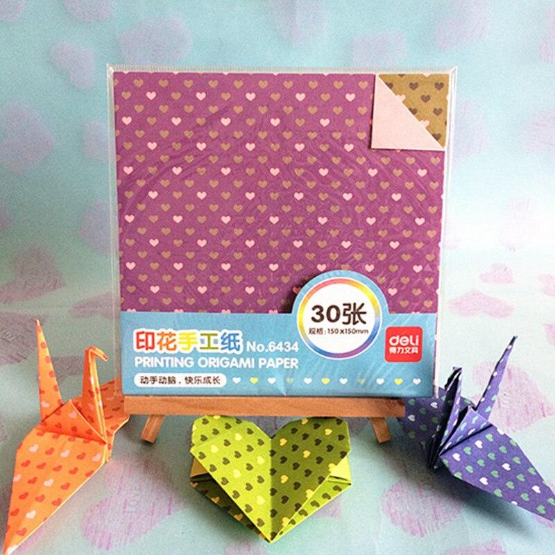 30pcs Lot Home Decor Colorful Diy Paper Craft Scrapbooking