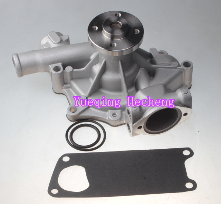 New Water Pump with Gasket for 4D95S Engine Forklift Truck parts for changchai zn490q engine gasket piston rings cylinder liner main bearings water temp sender water pump pistons