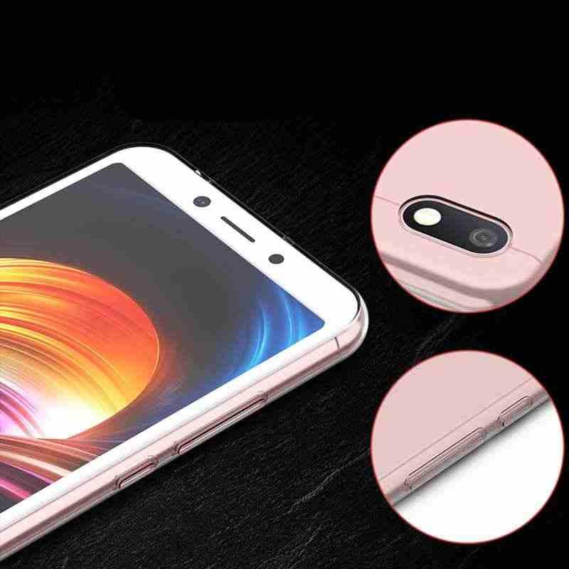 Мягкий для Xiaomi Redmi 4x 4A 5A красный mi 5 плюс Примечание 5 5A 4 Pro 6 6A для Xiaomi mi A1 5X A2 Lite Ясно Вернуться ТПУ защитный силиконовый чехол