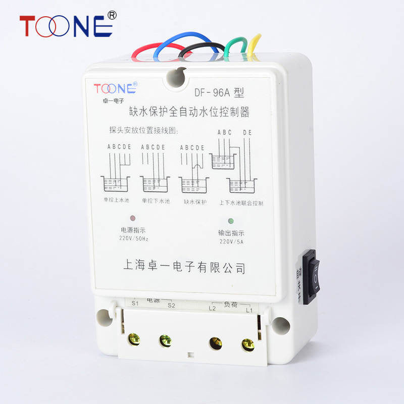 DF 96A 220V float switch type Auto water level controller Automatic ...