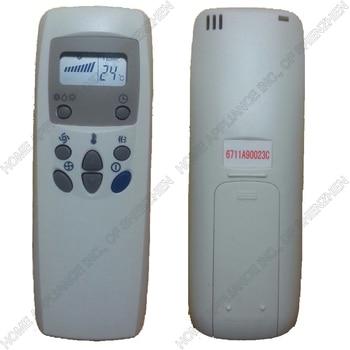 YINGRAY, repuesto para LG, aire acondicionado, Control remoto, modelo 6711A90023C
