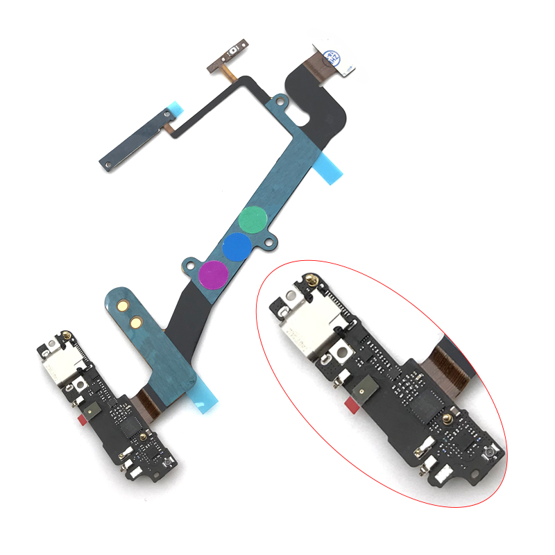 New USB Flex Cable For Letv One Le Max X900 Dock Charger Connector Flex Cable Replacement
