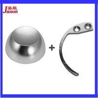 Dual Magnetic Eas Golf Detacher For Hard Tag