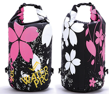 Water Pro 20L Blossom Waterproof Dry Bag Camping Kayaking Snorkeling Diving Boating Surfing