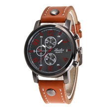 Military Army Sports Quartz Watches New Fashion Brand Luxury Male Leather Wristwatches Creative Man Clock Relogio Masculino Xfcs brand new fashion creative men quartz lighter wristwatches high quality military watch moment clocks for male relogio masculino