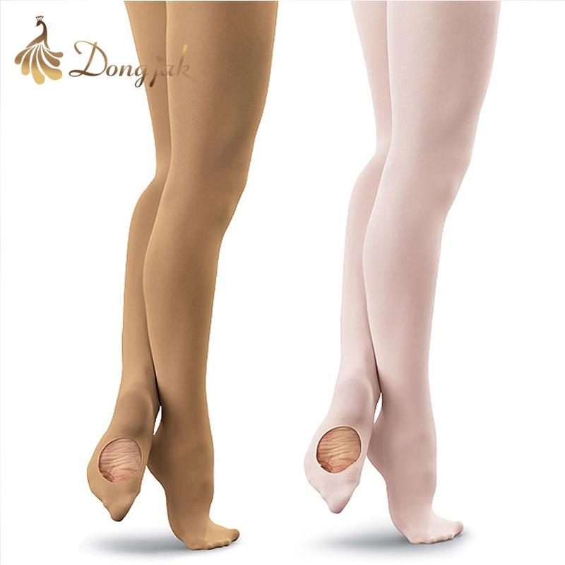 2016 Novi prihod Nova edinstvena odrasla punca Bele / kože Velvet baletne nogavice Nogavice Slim Dance Wear T-2002