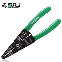 LAOA 8 Wire Stripping Pliers Practical Brand Multi-function Crimping Tool high-carbon Steel Electric hand tool