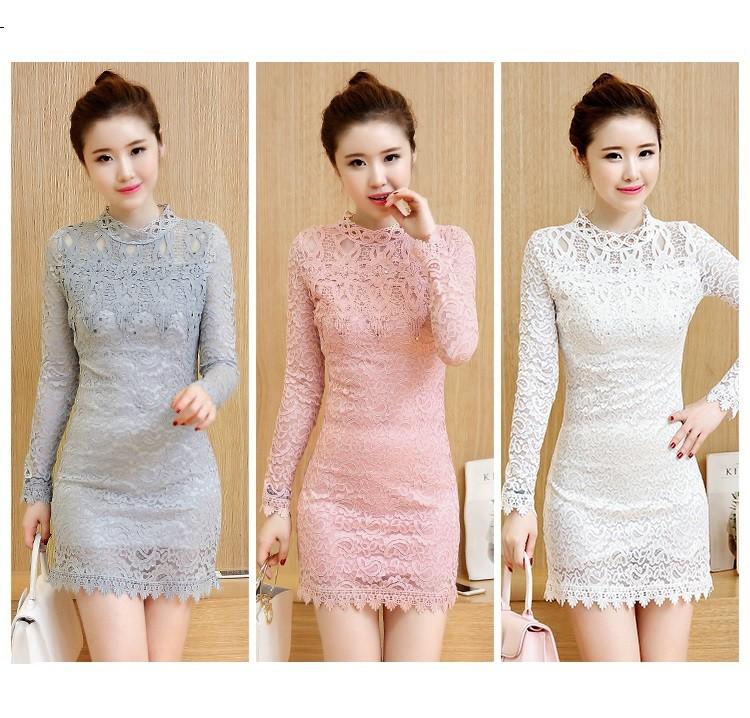 90b3d5d64dbe 2017 giovane abbigliamento donna autunno dress fashion new dress ...