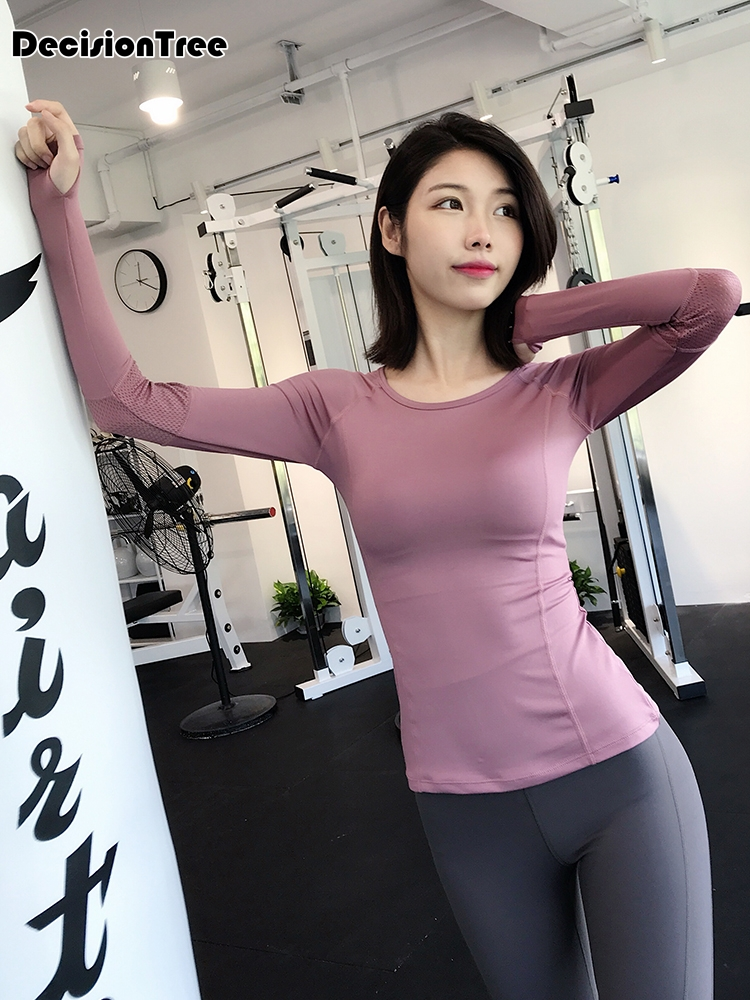 2019 orange women yoga shirts sexy sports top style fitness crop top solid running shirt gym clothes tank tops sportswear in Yoga Shirts from Sports Entertainment