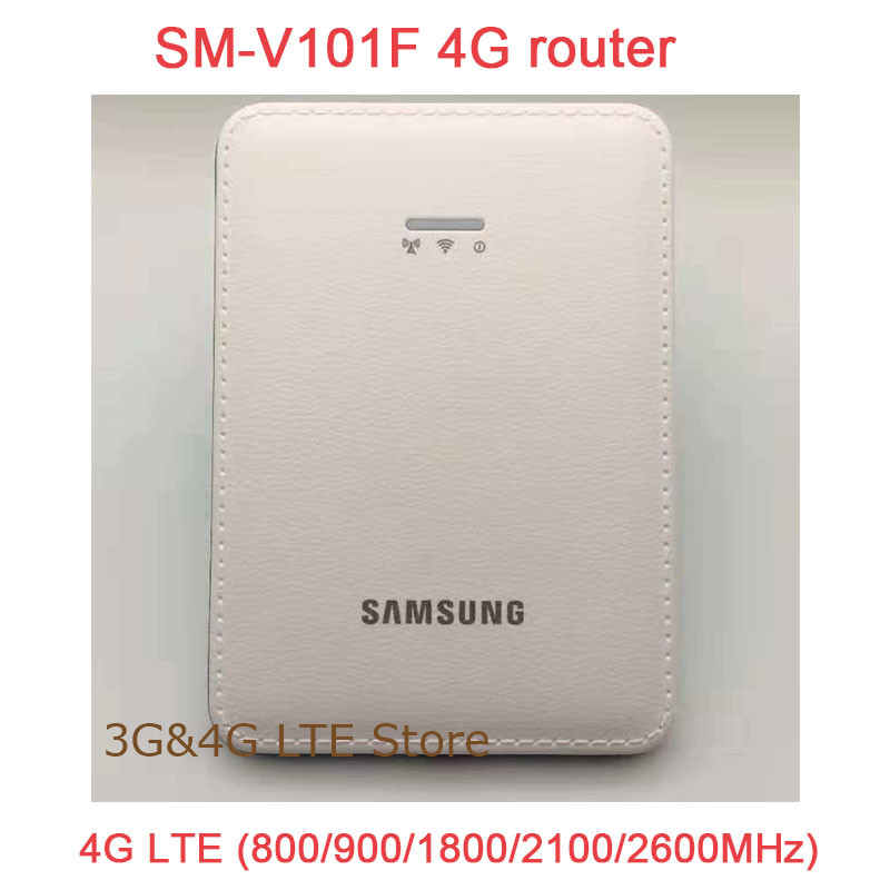 Original Unlocked SM V101F 4G LTE Cat4 Mobile WiFi router PK HUAWEI E5573