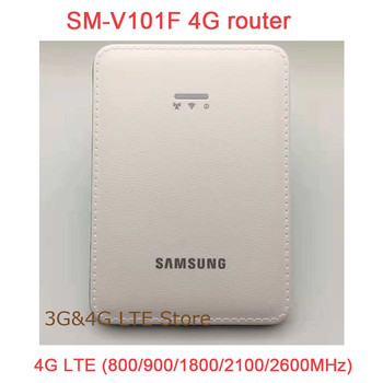 Original Unlocked SM-V101F 4G LTE Cat4 Mobile WiFi router PK HUAWEI E5573