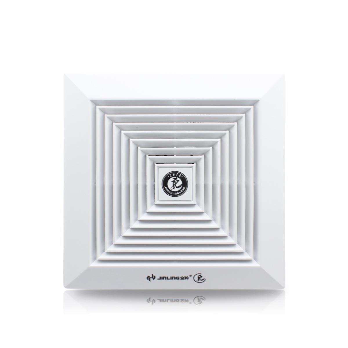 ventilation fans bathroom toilet mute fan exhaust window walls 230*230mm remove TVOC HCHO PM2.5 tvoc tvoc tvoc