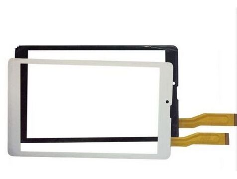 New Touch Screen Digitizer Glass Touch Panel Sensor Replacement Parts For 8 IRBIS TZ881 Tablet Free Shipping tempered glass protector new touch screen panel digitizer for 7 irbis tz709 3g tablet glass sensor replacement free ship
