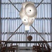 Ý thời trang treo sáng tạo TINH VÂN thiết kế joris laarman giữa các vì sao những đám mây chandelier lamp nhà hàng khách sạn