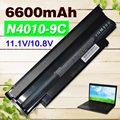 6600 mah bateria do portátil para dell inspiron n4010 n5010 n5110 06p6pn 14r 15r 17r 07 07xfjj 0yxvk2 383cw 451-11510 4t7jn 9t48v j1knd