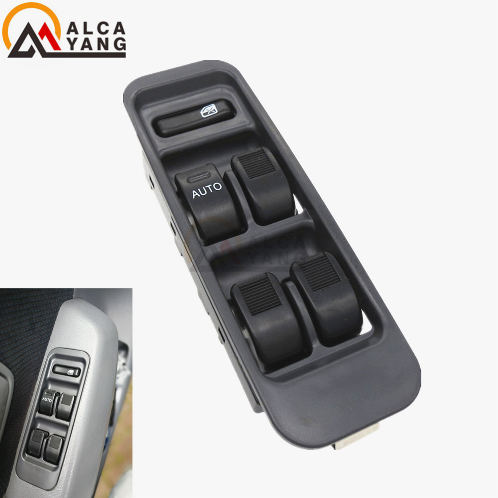 Left & right Power Master Window Switch For Toyota Avanza Cami Duet Daihatsu Sirion Serion 84820-87401 84820-97501 new power window switch for toyota avensis 84820 05100 8482005100 driver side window control switch