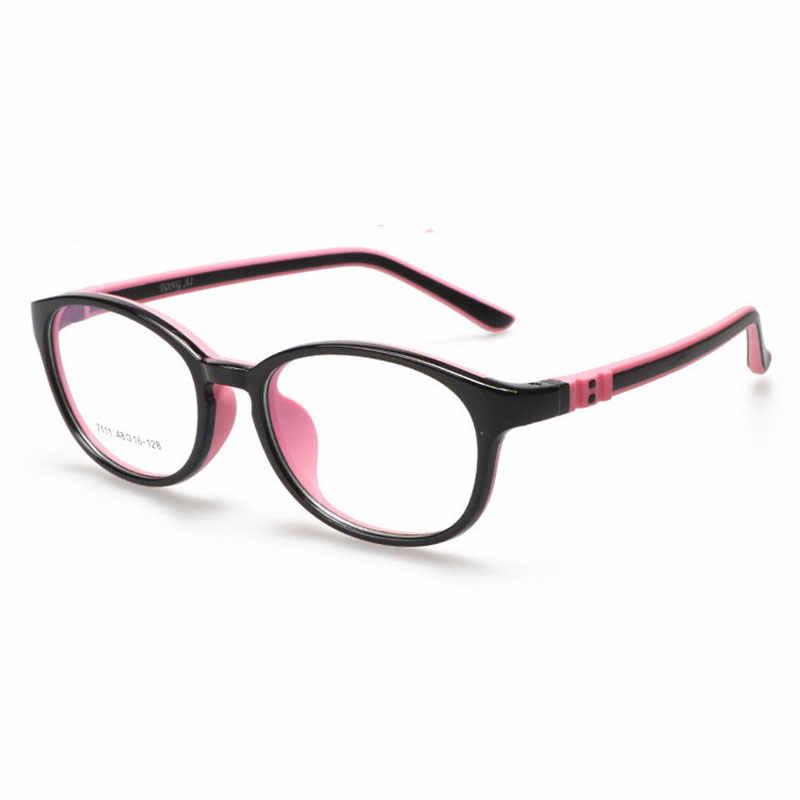 7111 Kids Eyeglasses Frame for Boys and Girls Optical Protection High Quality Glasses Frame Child Eyewear