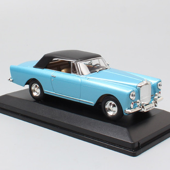 1/43 brand luxury vintage 1961 Bentley S2 Continental DHC Park Ward scales car models Diecasts & Toy Vehicles miniature of child цена 2017