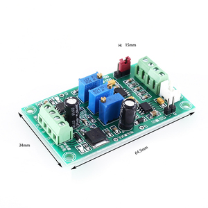 Image 5 - AD620 Instrumentation Amplifier High Gain Differential Signal Programmable Amplifier MV Signal Pressure Weighing Power Supply