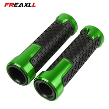 Accessories 22mm7/8 Motorcycle Handle bar Handlebar Grips For KAWASAKI NINJA ZZR1400 ZX14R ZX-14R ZX1400 ZX 1400