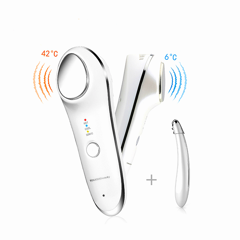 TOUCHBeauty Skin Device, Hot &Cool Skin Rejuvenation Beauty Instrument with Sonic Vibration TB-1389ZTOUCHBeauty Skin Device, Hot &Cool Skin Rejuvenation Beauty Instrument with Sonic Vibration TB-1389Z