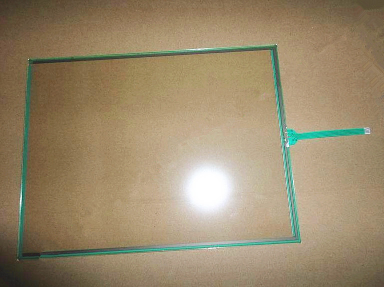 все цены на 10.4 inch 4WIRES touch screen for GXH-3G15002 touch panel glass 90days warrantry New goods touch pad онлайн