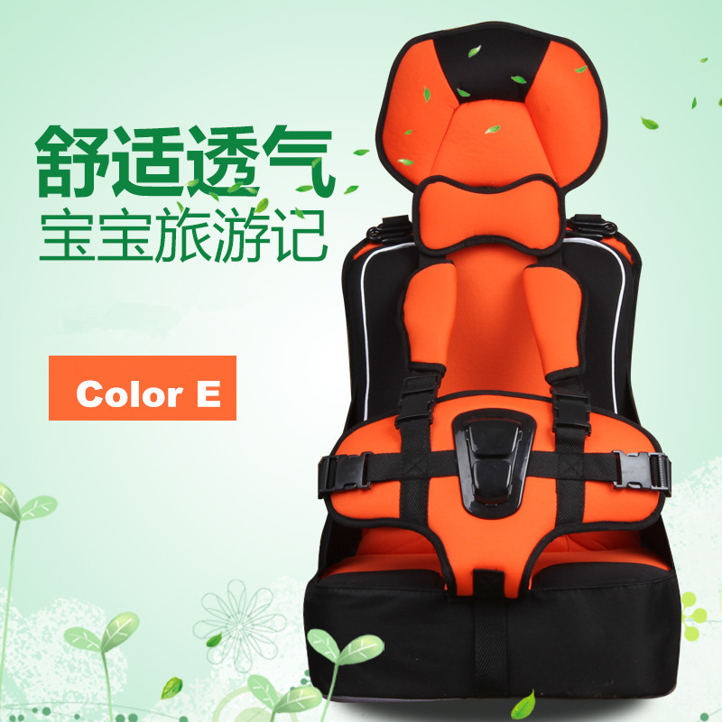Heighten Portable Car Child Seat Car Baby Seat Luxury Infant Baby Car Seat Kids Child Children Safety Car Sitting Cushion майка борцовка print bar рик