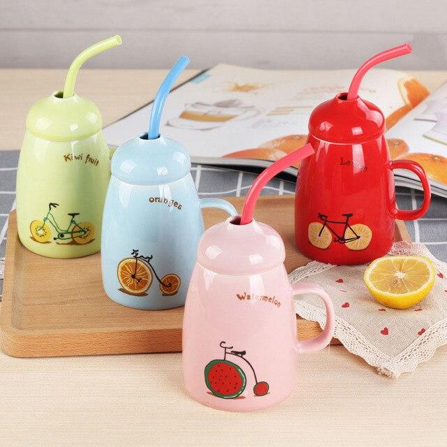 Buy Cartoon Coffee Mugs Cute A Tea Cup