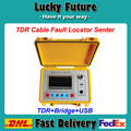 Senter ST620 4.3 inch LCD Underground cable fault locator 8KM Telecom TDR Fault Locator Cable Tester Meter