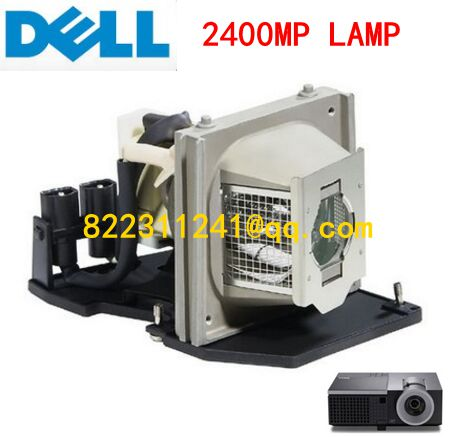 Projector Lamp 310-7578 / 725-10089 / 0CF900 for DELL 2400MP compatible projector lamp projector bulb module 310 7578 fit for 2400mp