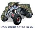 "Plus XXXL size ATV Quad Bike ATC Cover Water Snow Dust Resistant up to 100"" X 43"" X 47"""