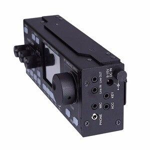 Image 3 - 최근 RS 918 ssb hf sdr 트랜시버 15 w 송신 전력 모바일 라디오 rx: 0.5 30 mhz tx: 모든 햄 밴드 다기능 기기