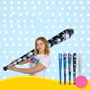 Cosplay inflable armas palo inflable bate de béisbol niños sin heridas arma suministro de fiesta regalo niños Cosplay Accesorios