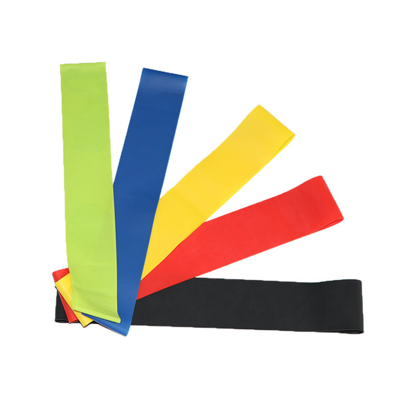 Resistance Band Elastic Bands for Fitness Training Workout Rubber Loop for Sports Yoga Pilates CrossFit Stretching S $ in Resistance Bands from Sports Entertainment
