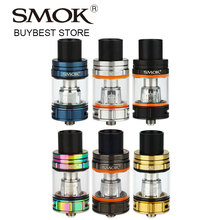Original Smok TFV8 Big Baby Tank Atomizer 5ml Adjustable Airflow Top Filling Electronic Cigarette Match for 200W SMOK G-Priv MOD