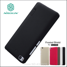 Оригинальный Nillkin Для Сяо Mi 5S Mi 5S жесткий чехол телефона В виде ракушки Высокое качество Super Frosted Shield + Экран протектор