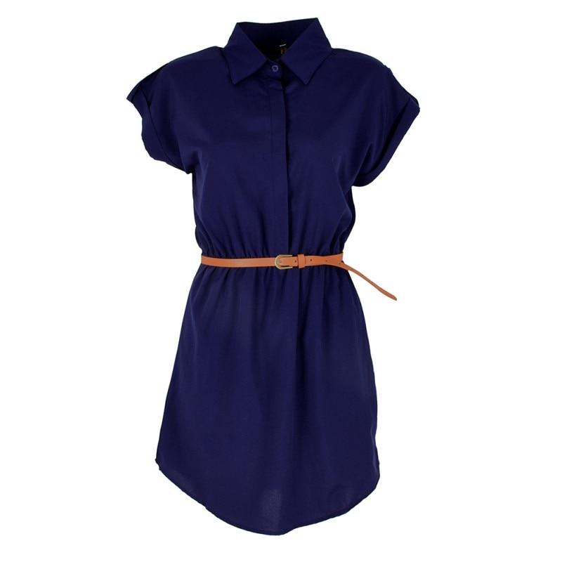 Summer Fashion Women Sexy Dress Evening Party Beach Mini Dresses Plus Size S-XXL