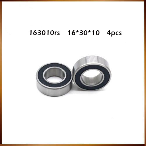 Pack of 10 sourcing map Sleeve Bearing 3mm Bore x 5mm OD x 5mm Length Plain Bearings Wrapped Oilless Bushings
