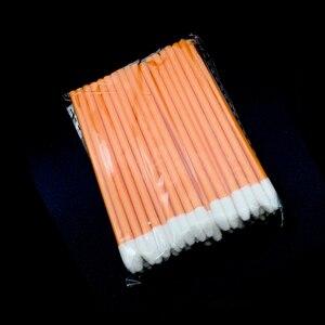 Image 3 - 1000 шт. одноразовых косметических искусственных помад, Кисть для макияжа, ручка, помада, тушь, палочки