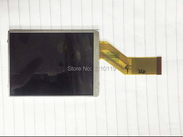 NEW LCD Display Screen For SONY Cyber Shot DSC W230 DSC W290 DSC HX1 DSC H20 DSLR A500 W230 W290 HX1 H20 A500 Digital Camera