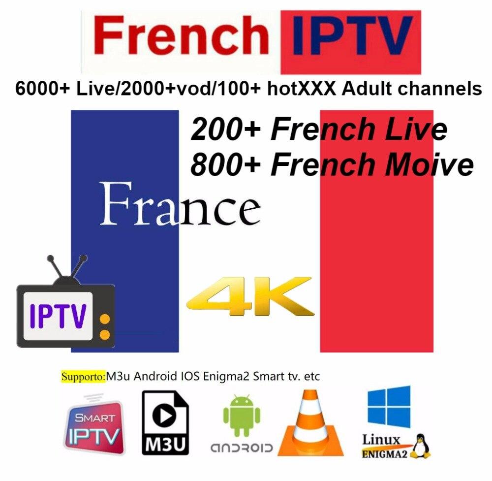 Caja de televisión inteligente Android con 1000 + canal Europa árabe francés Bélgica IPTV suscripción LEADTV para M3U APK Francia belga árabe