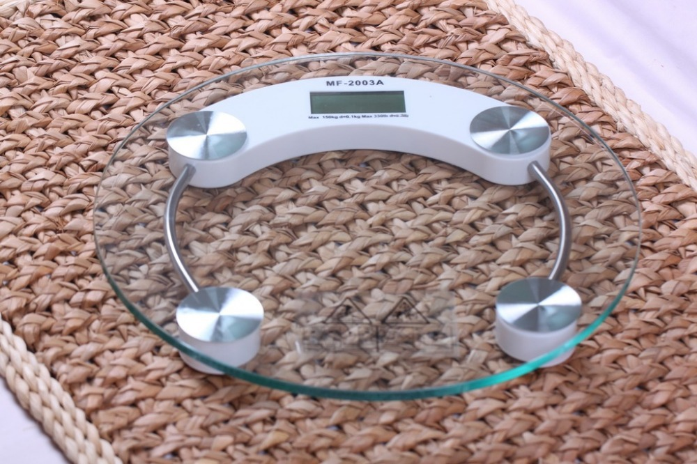33cm electronic digital Health scale Personal Weight Measuring scale Portable household scalre