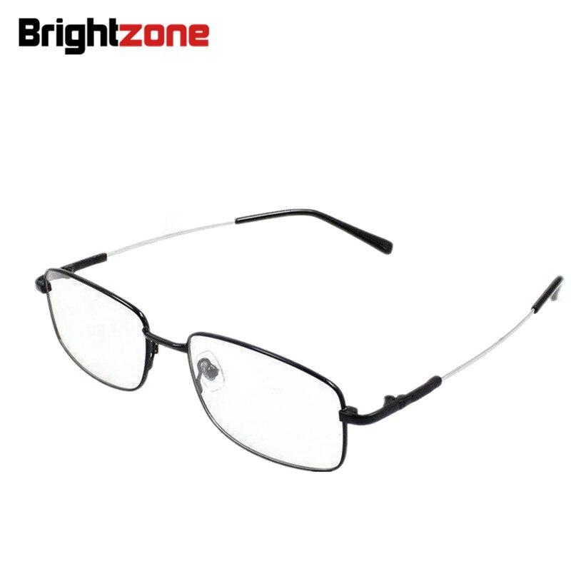 9f1636a01 Liga Metálica de titânio flexível pontos de quadros de aro cheio de armações  de óculos óptica