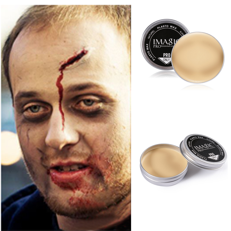 Nude Color Wound Scar Makeup Wax Cover Eyebrow Create Stage Effect