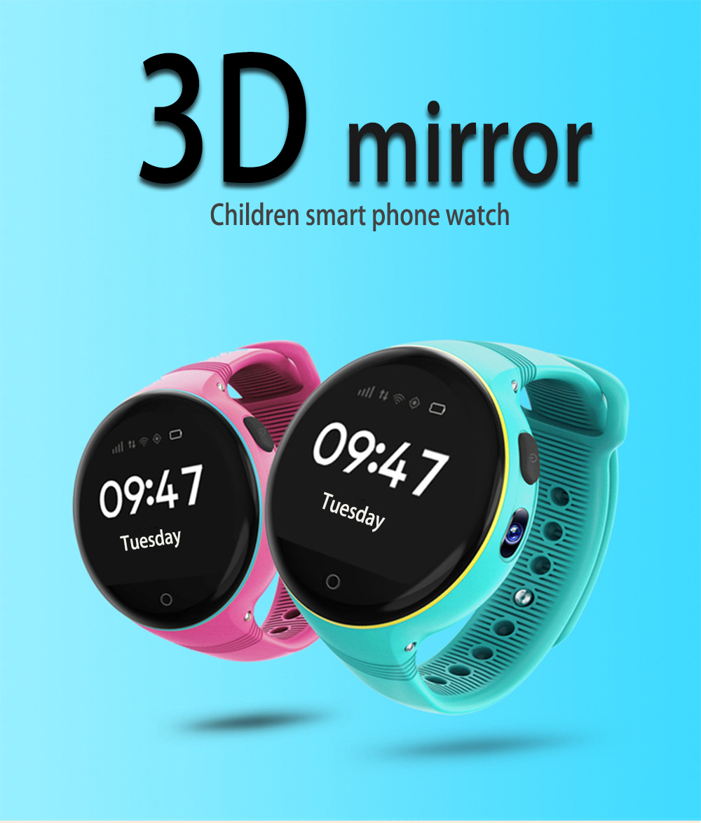2018 smart watch for kids children with camera two way call electric fence wift network gps kids children smart watch wireless service call bell system popular in restaurant ce passed 433 92mhz full equipment watch pager 1 watch 7 call button