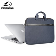 Kingsons 11 12 14 Inch Laptop Sleeve Bag Fashion Laptop Tas Notebook Tas Kapasitas Besar(China)