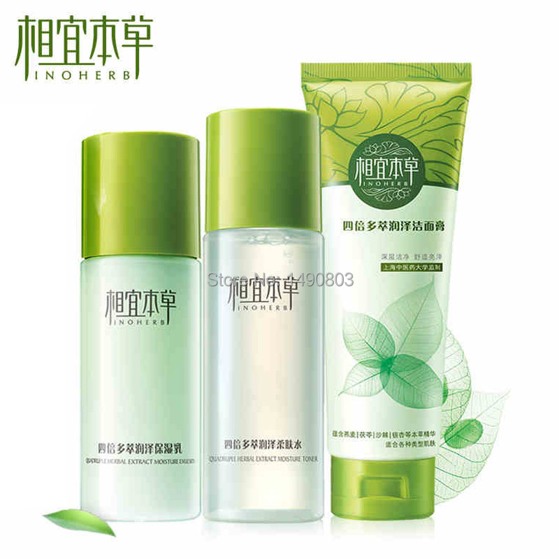 Cleanser extract facial natural plant congratulate
