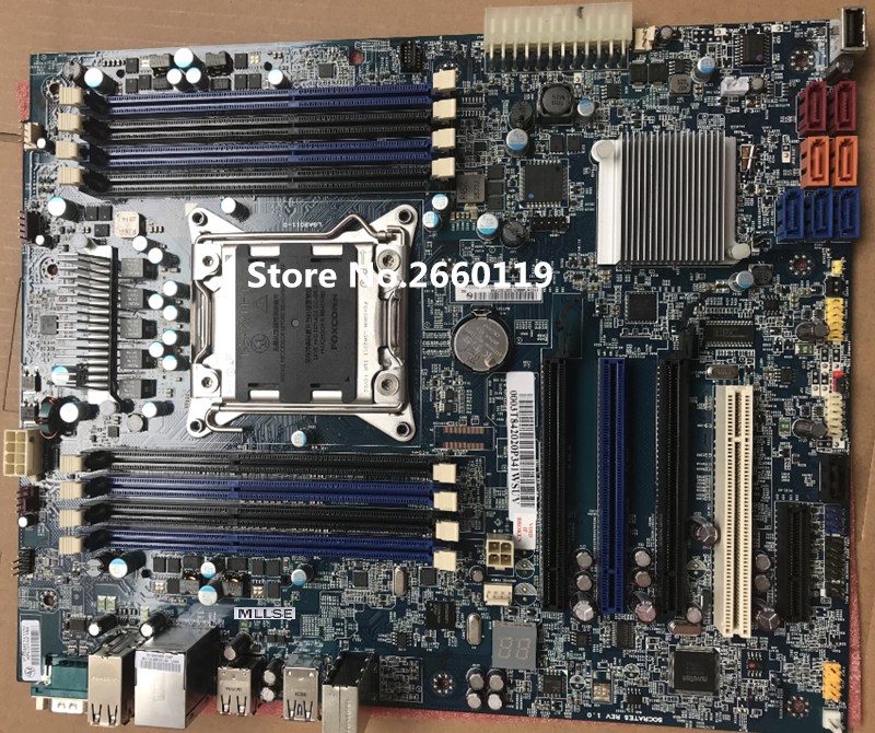 Workstation mainboard for S30 2011 X79 03T8420 motherboard Fully tested